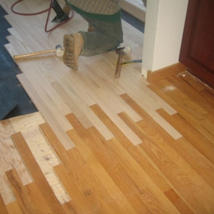 Hardwood Repair